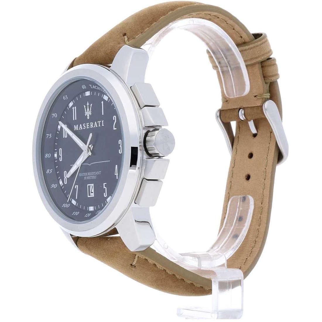 vente montres homme Maserati R8851121004