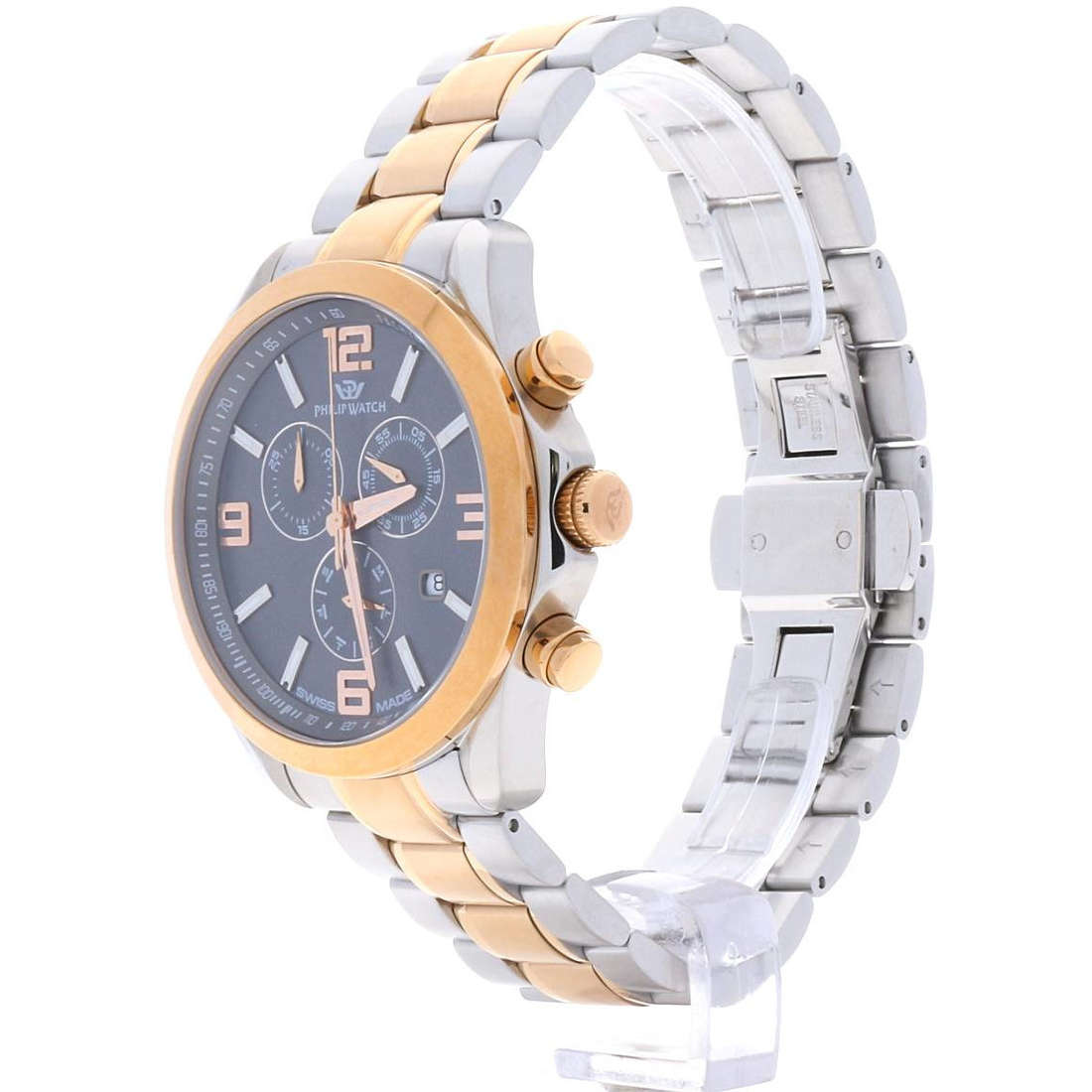 vente montres homme Philip Watch R8273665001