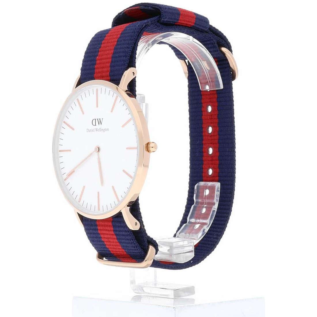 vente montres unisex Daniel Wellington DW00100001