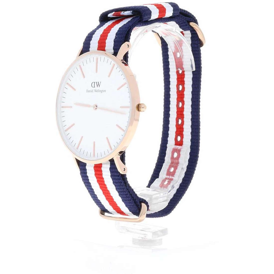 vente montres unisex Daniel Wellington DW00100002