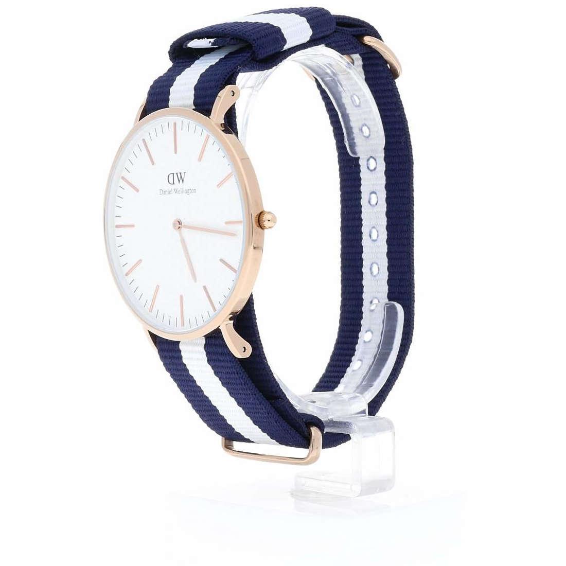 vente montres unisex Daniel Wellington DW00100004