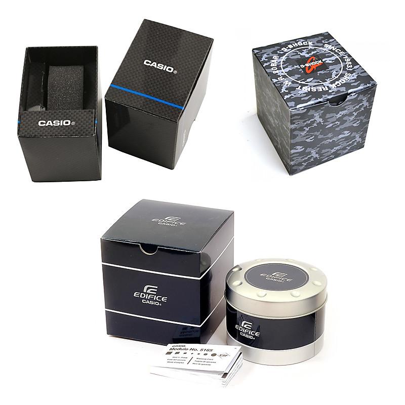 Confezione Smartwatches Casio WSD-F10BK