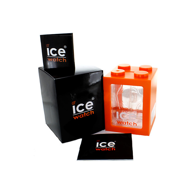 package only time ICE WATCH IC.DUO.BKO.S.S.16
