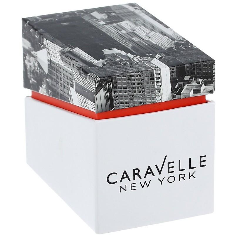 package chronographs Caravelle New York 44L183