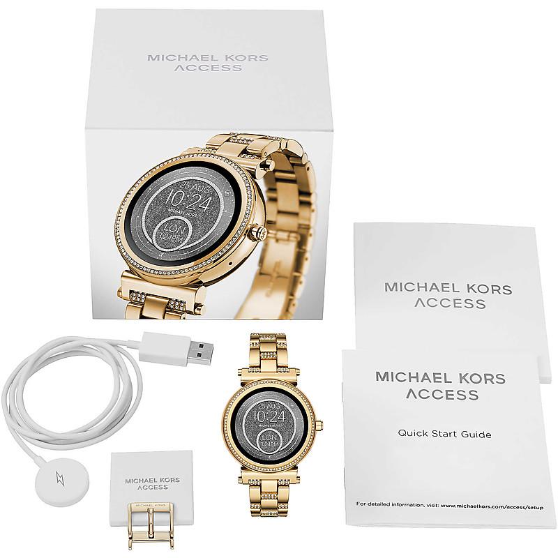 package Smartwatches Michael Kors MKT5023