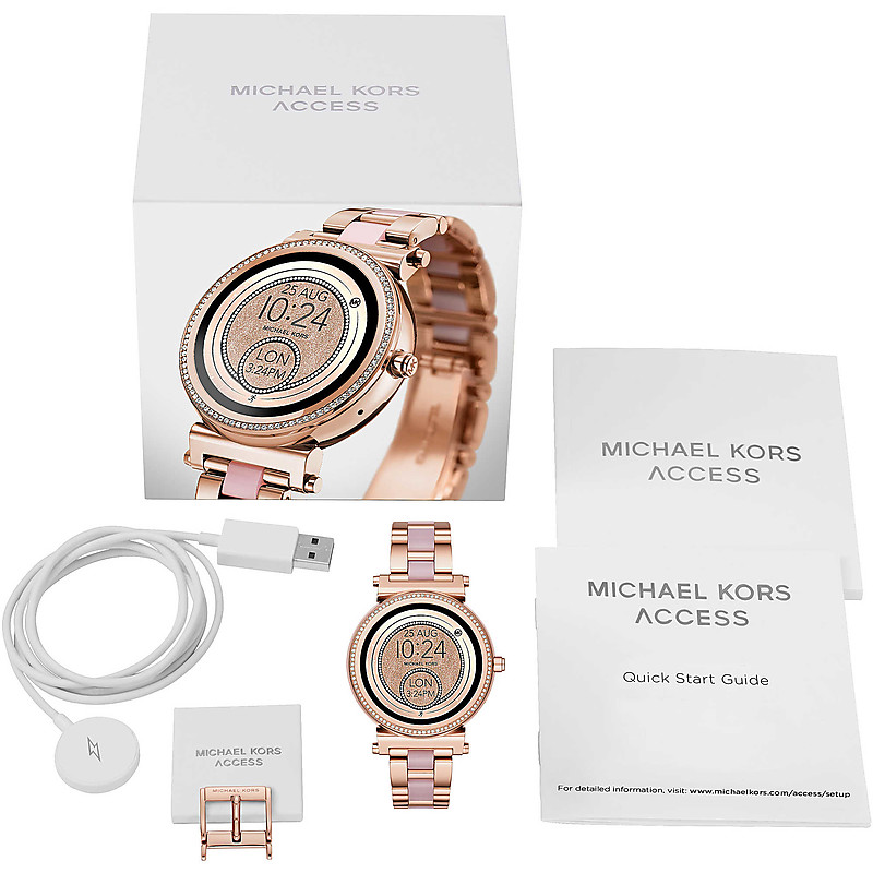 Watch Smartwatch Woman Michael Kors Sofie Mkt5041 Smartwatches