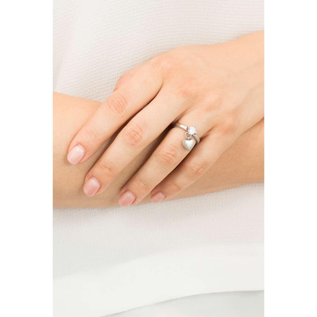 migliore sfoglia le ultime collezioni venduto in tutto il mondo anello donna gioielli 2Jewels Smack 221055/11