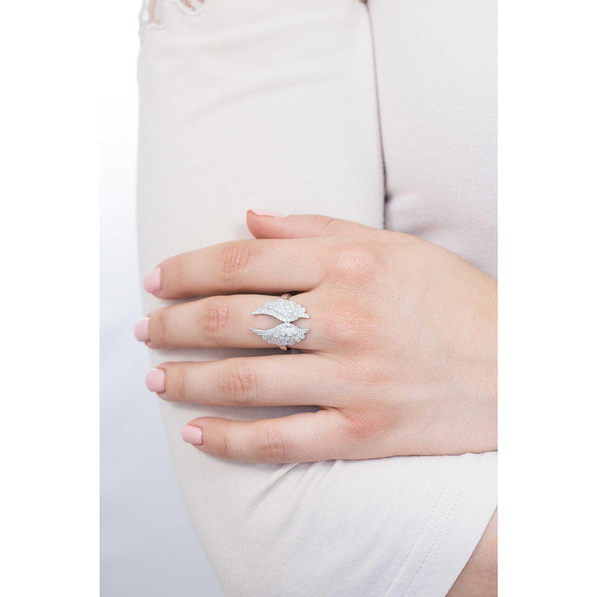 5f28b4f121687b anello donna gioielli Amen Angeli RWH2-16 anelli Amen