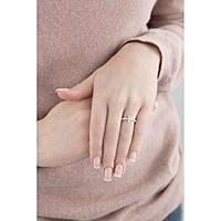anello donna gioielli Amen Croce ABOBB-20