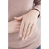 anello donna gioielli Amen Croce ACOBB-10