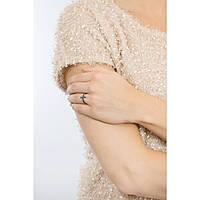 anello donna gioielli Amen Croce ACOBN-14