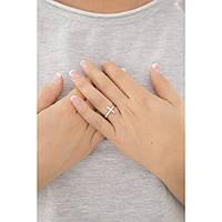 anello donna gioielli Amen Croce ACORB-12