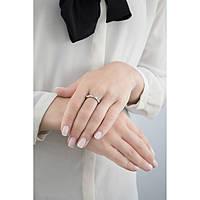 anello donna gioielli Amen Rosario AROBR-14