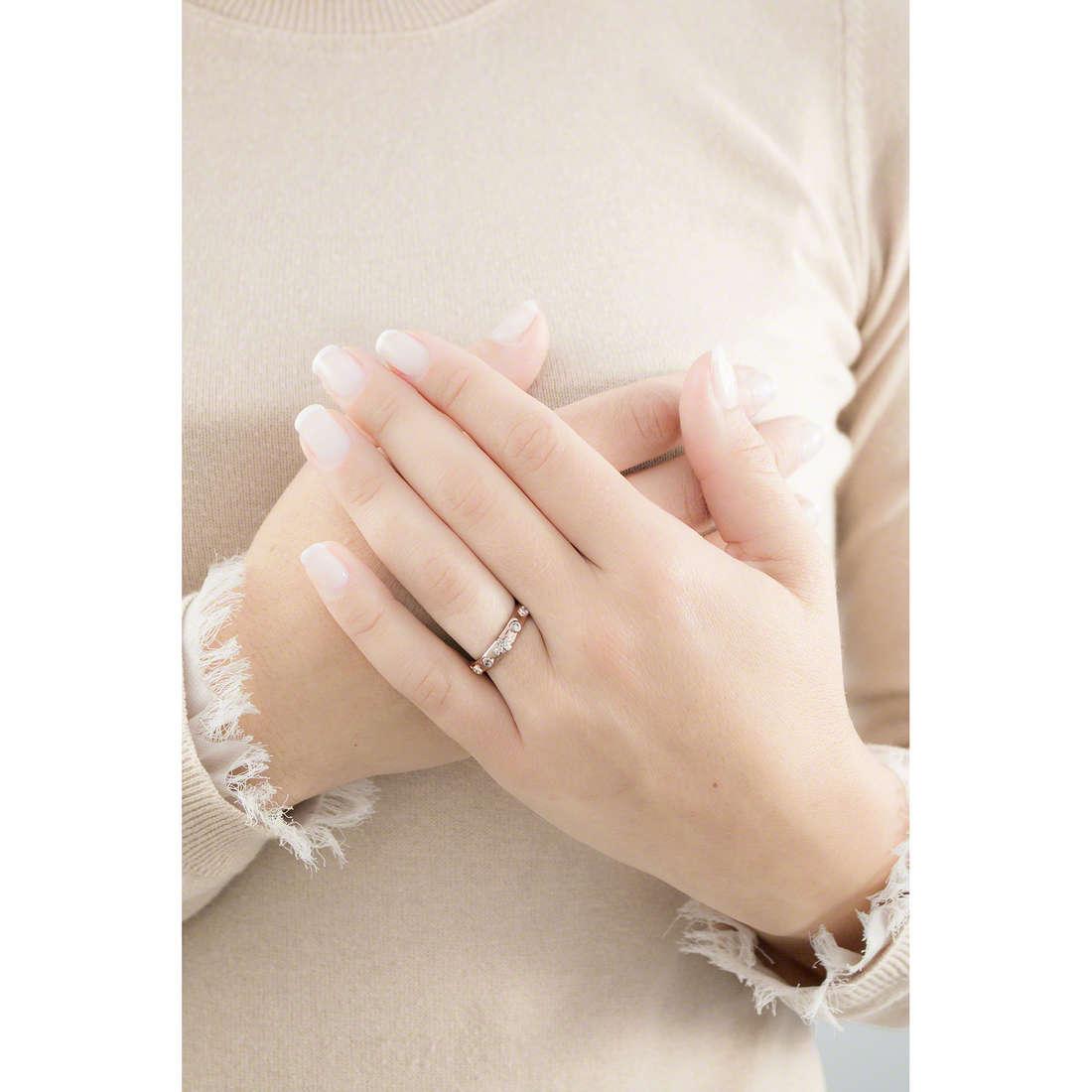Amen anelli Rosario donna ARORB-14 indosso