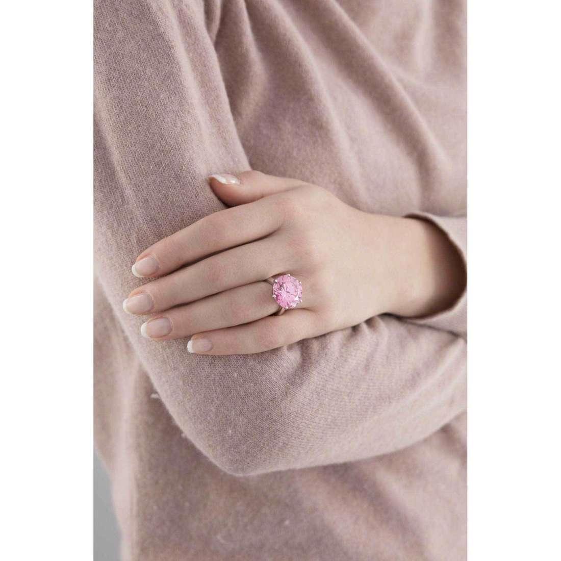 Bliss anelli True Love donna 20057662 indosso