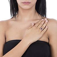 anello donna gioielli Boccadamo Sharada XAN079RS