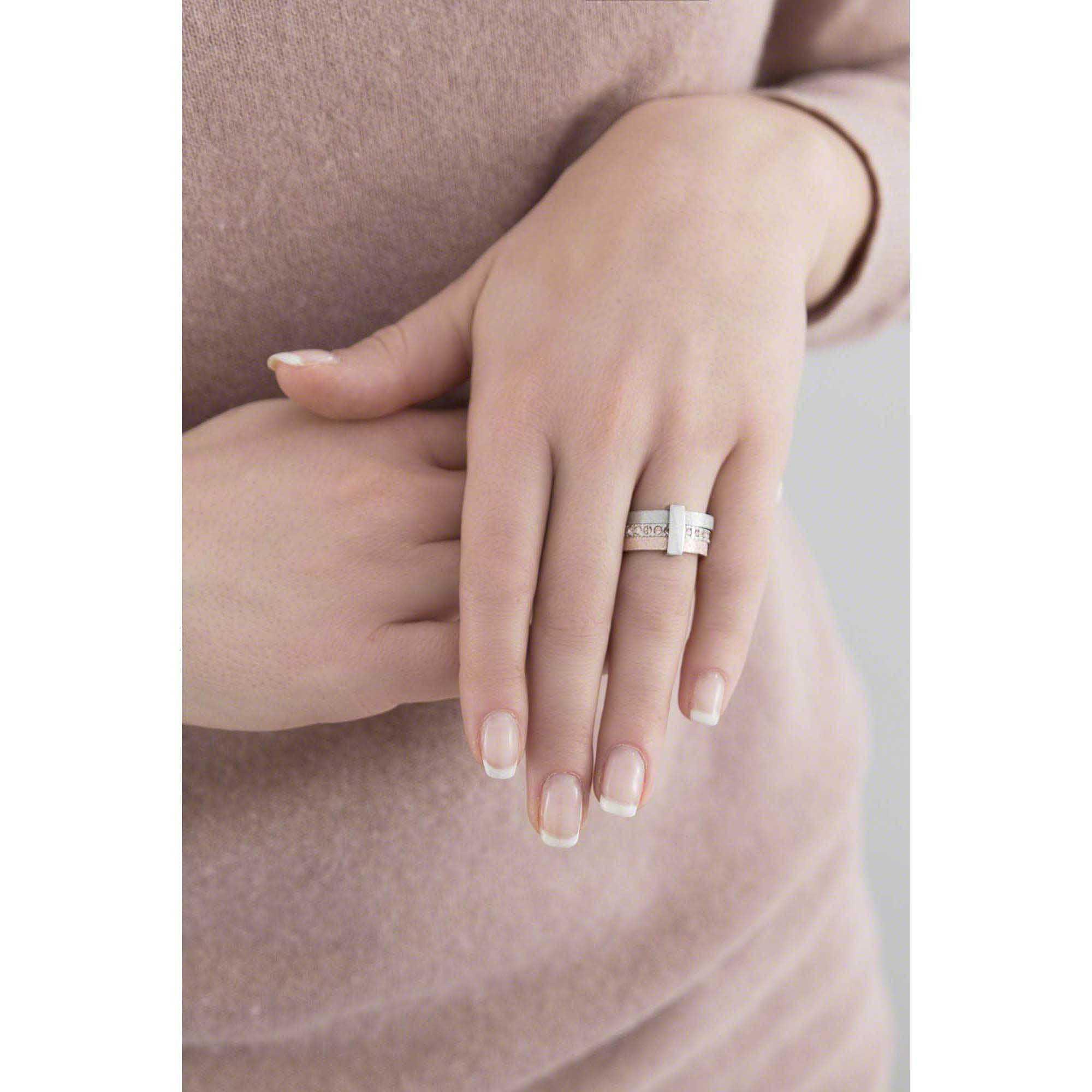 eccezionale gamma di stili 2019 originale meglio anello donna gioielli Breil Breilogy TJ1420
