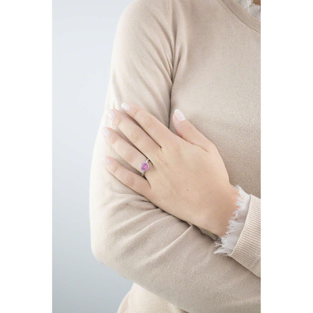 Brosway anelli Btring donna BTGC85D indosso