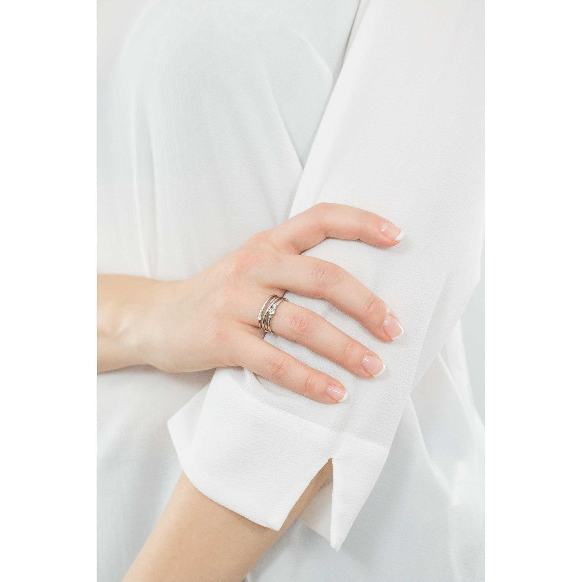anello pandora fiore orientale