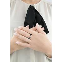 anello donna gioielli Brosway Tring Black Edition BTGC71C