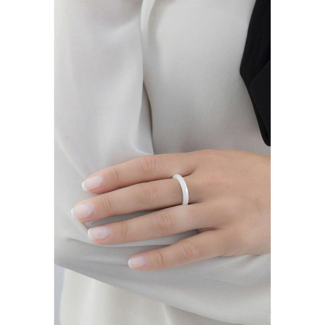 Brosway anelli Tring donna BTGC19B indosso