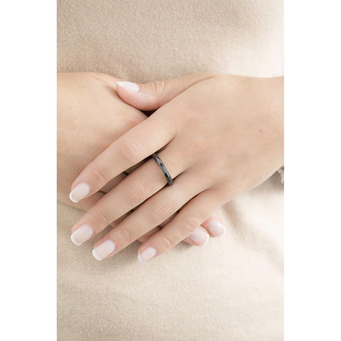 Brosway anelli Tring donna BTGC20E indosso