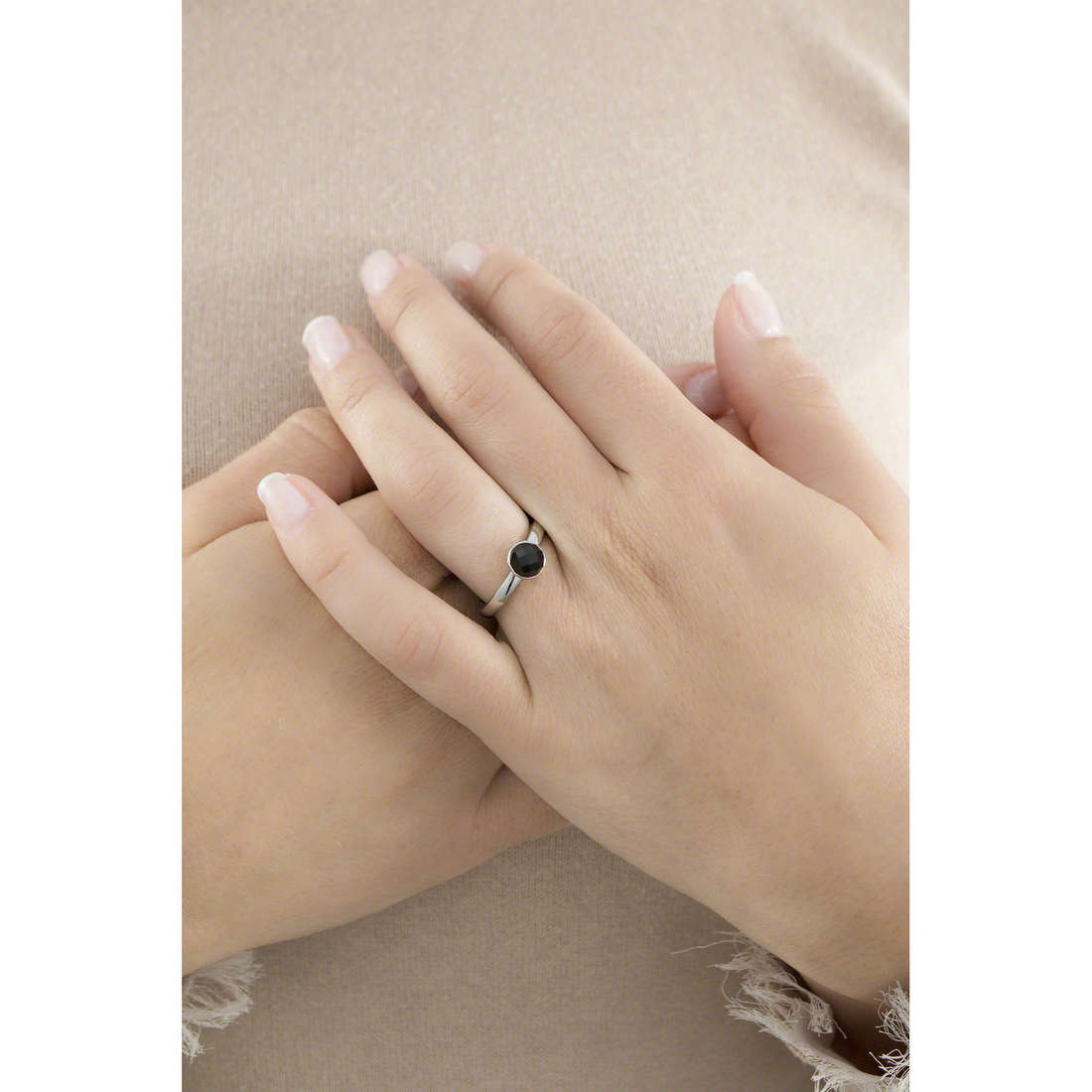 Brosway anelli Tring donna BTGC34B indosso
