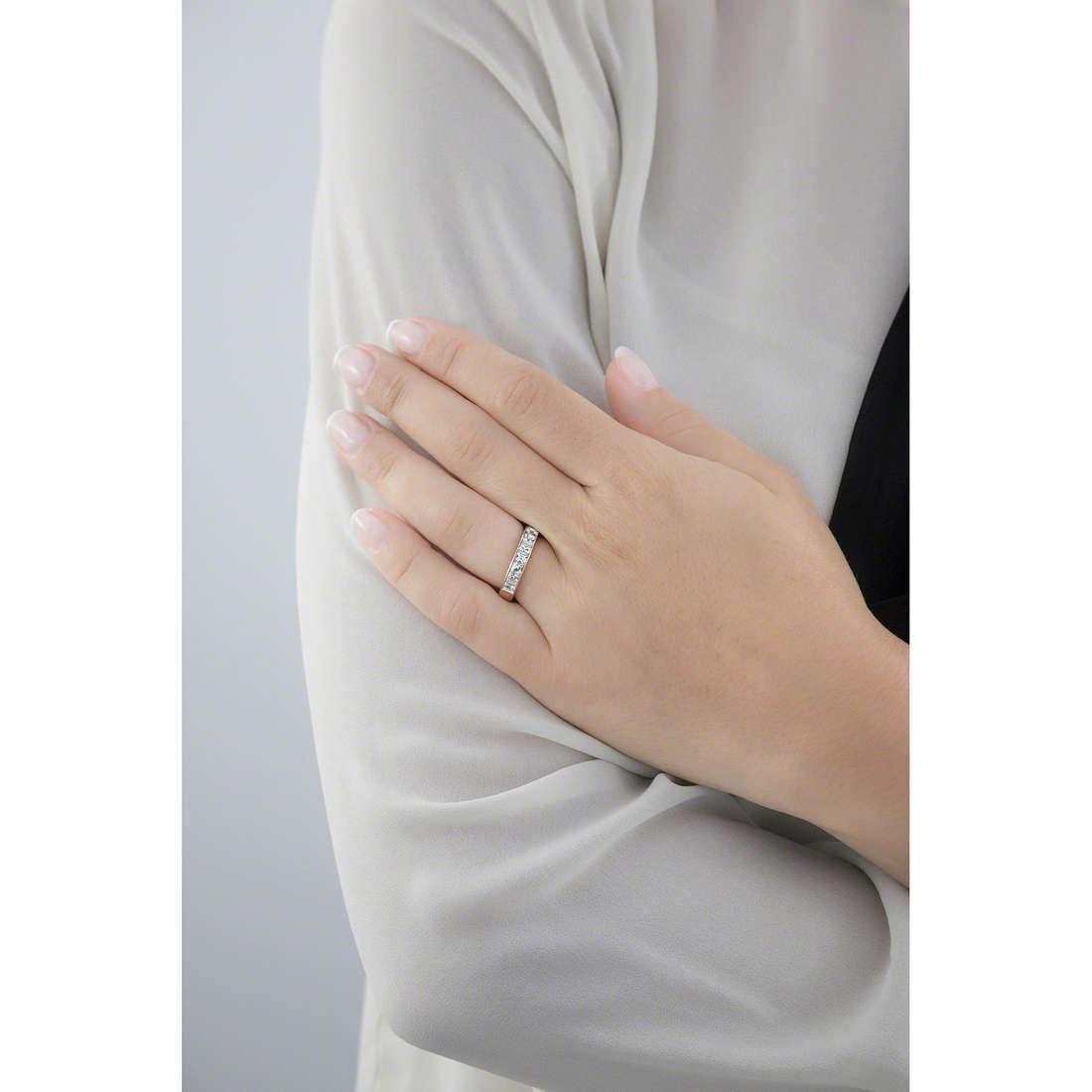 Brosway anelli Tring donna BTGC47B indosso