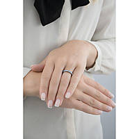 anello donna gioielli Brosway Tring BTGC53D