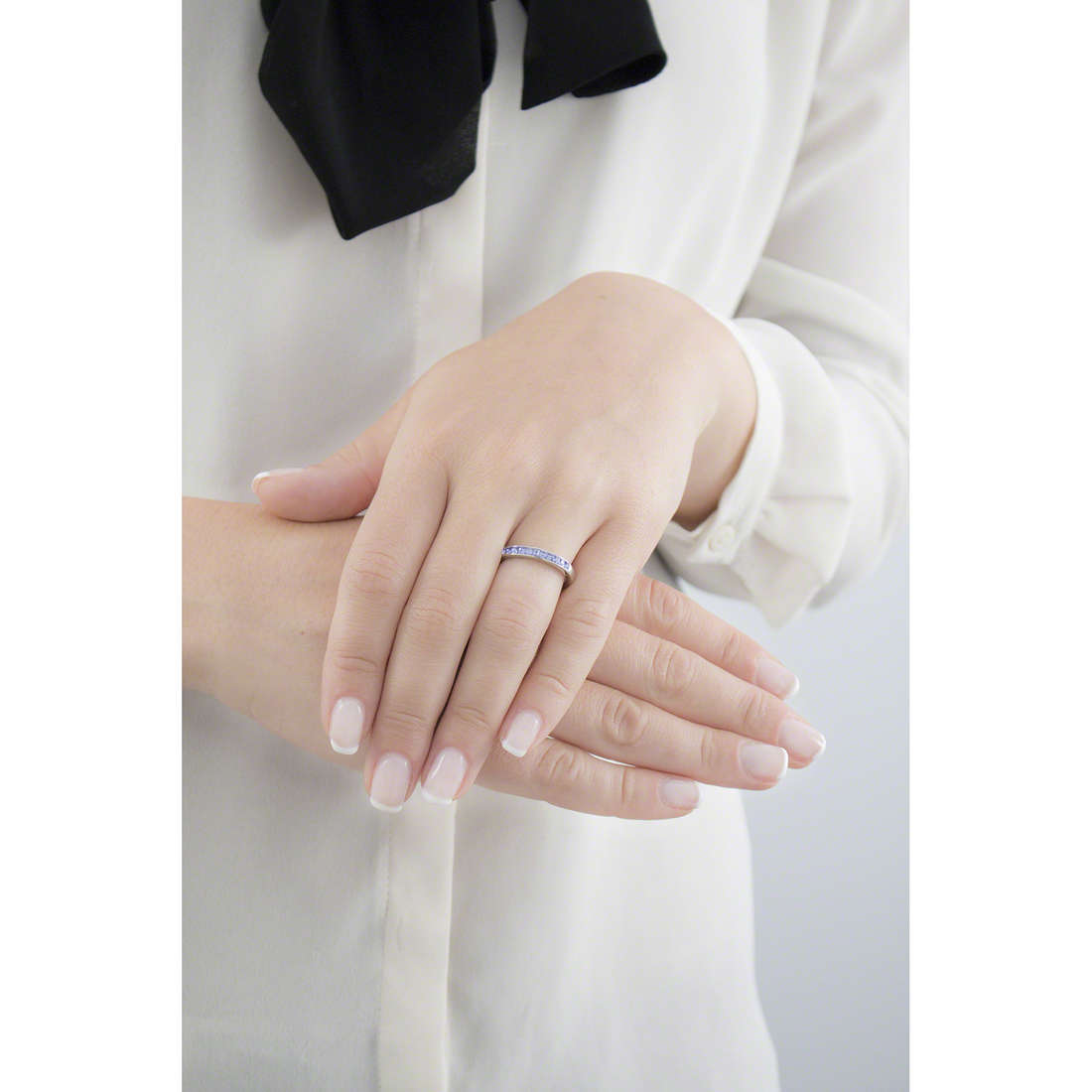 Brosway anelli Tring donna BTGC54B indosso