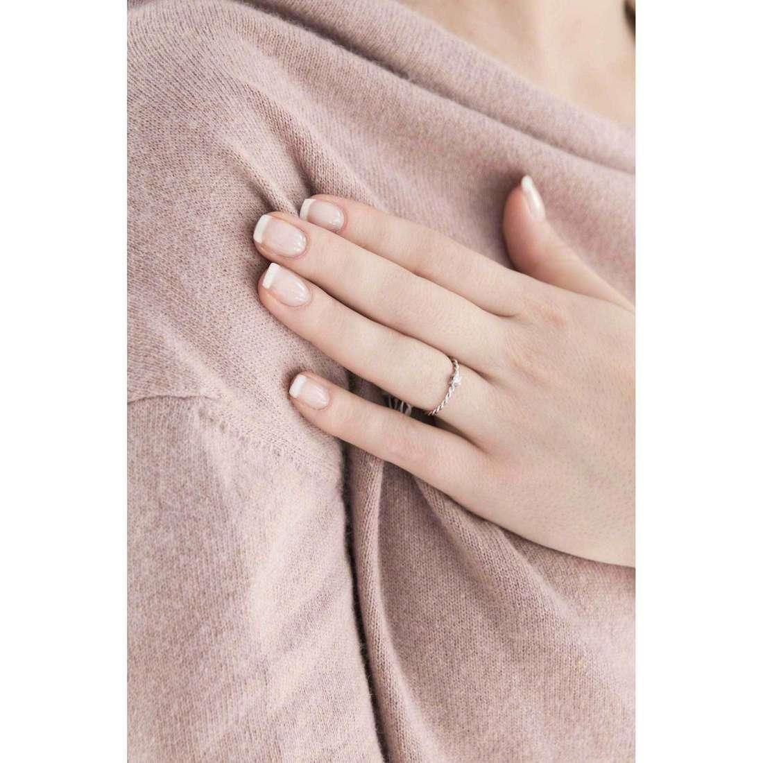 Comete anelli donna ANB 1771 indosso