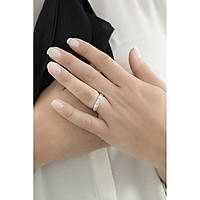 anello donna gioielli Comete Fedi ANG 110 M16