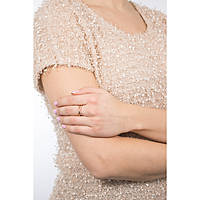 anello donna gioielli Fossil Classics JF02255791505