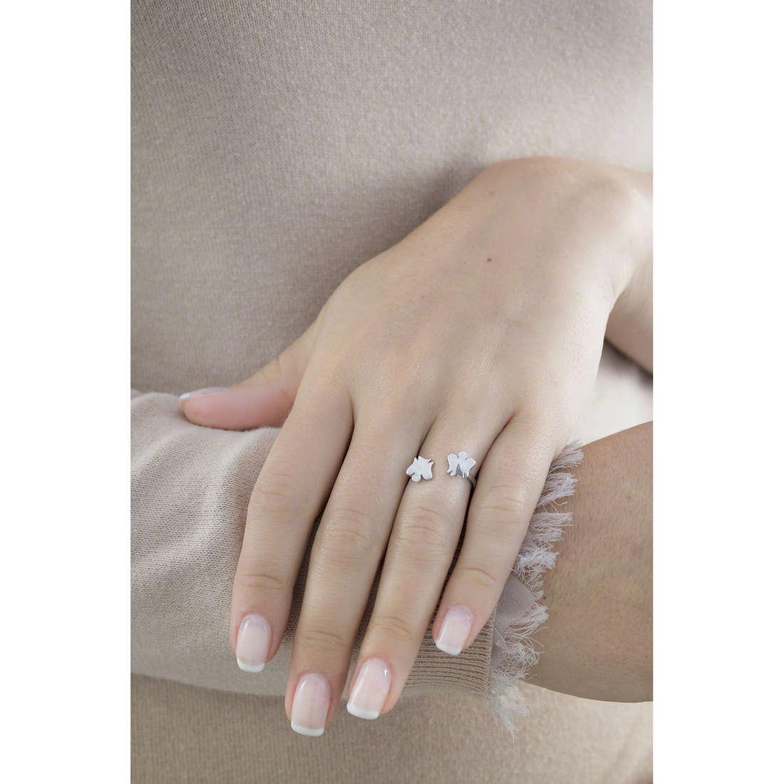 Giannotti anelli Angeli donna GIA231-11 indosso