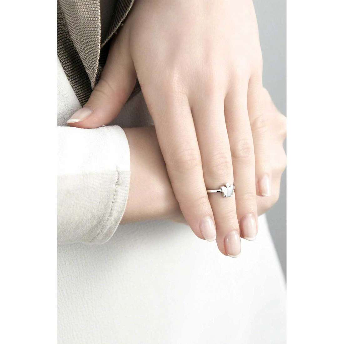 Giannotti anelli Angeli donna GIA290-9-11 indosso