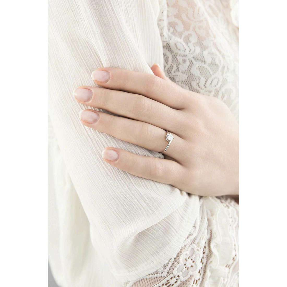 GioiaPura anelli donna 33474-01-16 indosso