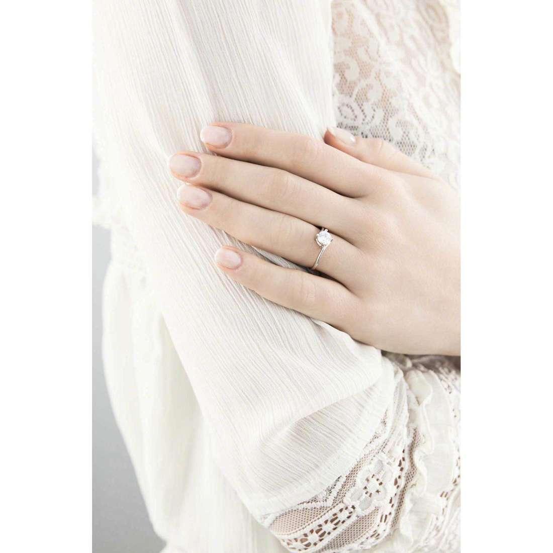 GioiaPura anelli donna 33534-01-12 indosso