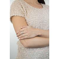 anello donna gioielli Guess Future Essential UBR84045-56