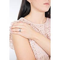 anello donna gioielli Guess Miami UBR83034-50