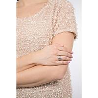 anello donna gioielli Guess Starlicious UBR84002-58