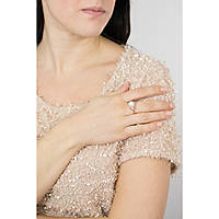 anello donna gioielli Melitea Farfalle MA147.15