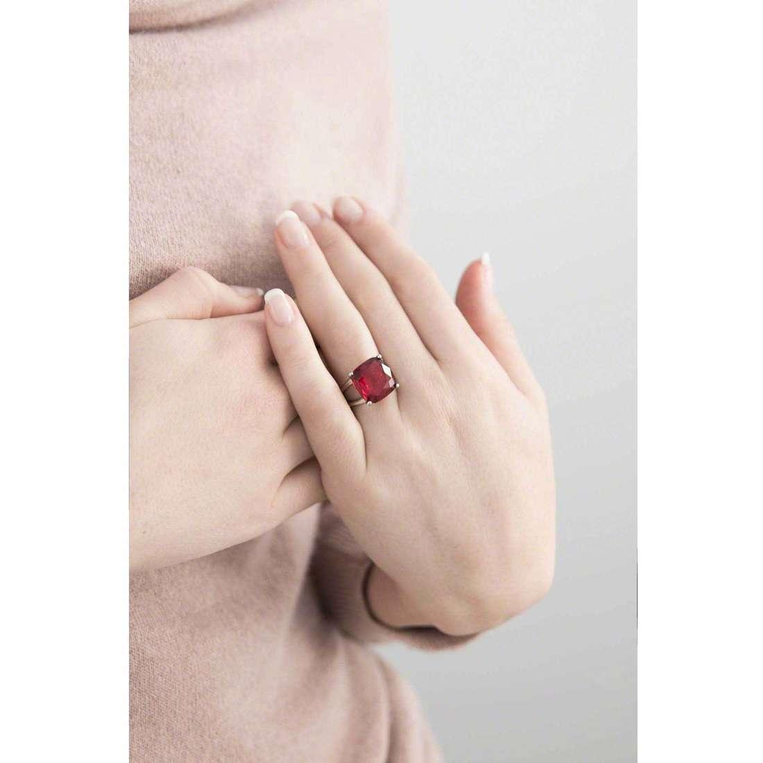 Morellato anelli Fioremio donna SABK02016 indosso