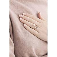 anello donna gioielli Morellato Gioia SAER15016