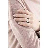 anello donna gioielli Morellato Luminosa SAET09014