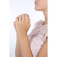 anello donna gioielli Morellato Luna SAIZ14014