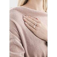 anello donna gioielli Morellato Lunae SADX05014