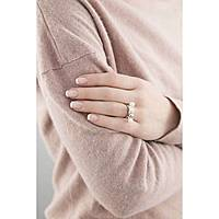 anello donna gioielli Morellato Lunae SADX13014