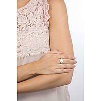 anello donna gioielli Morellato Tesori SAIW08016