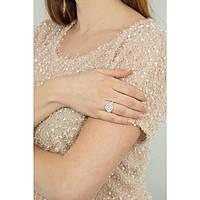 anello donna gioielli Rebecca Myworldsilver SWRAZC53M