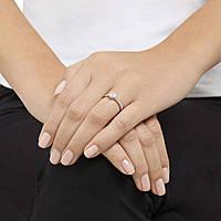 anello donna gioielli Swarovski Attract Heart 5142736
